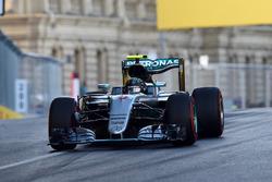 Нико Росберг, Mercedes-Benz F1 W07 Hybrid
