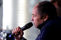 Gerhard Berger, ITR