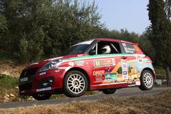 Stefano Martinelli, Massimiliano Bosi, Suzuki Swift R1
