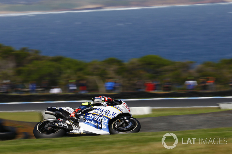 21. Hector Barbera, Avintia Racing