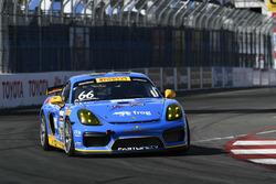 #66 TRG Porsche Cayman GT4 CS-MR: Spencer Pumpelly