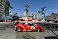 #61 R.Ferri Motorsport Ferrari 488 GT3: Toni Vilander