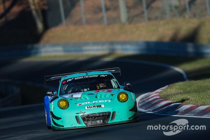#44 Falken Motorsport - Sven Müller (Porsche 911 GT3-R)