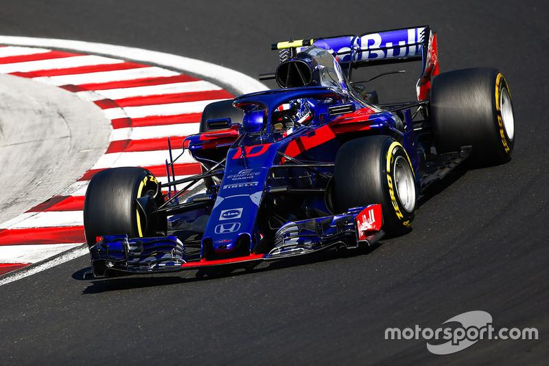 6e : Pierre Gasly (Toro Rosso)