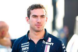 Nicholas Latifi, Force India