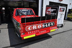 Bo LeMastus, DGR-Crosley, Toyota Tundra Crosley Brands / DGR-CROSLEY
