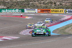 Diego De Carlo, Jet Racing Chevrolet, Martin Serrano, Coiro Dole Racing Chevrolet, Juan Marcos Angel