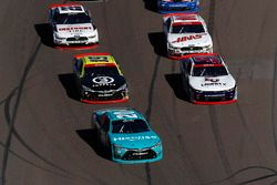 Erik Jones, Joe Gibbs Racing Toyota, William Byron, JR Motorsports Chevrolet, start
