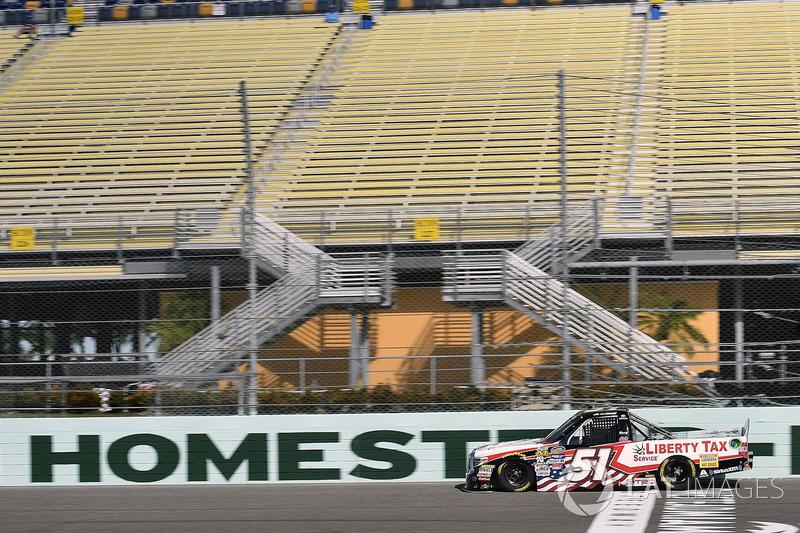 Myatt Snider, Kyle Busch Motorsports Toyota