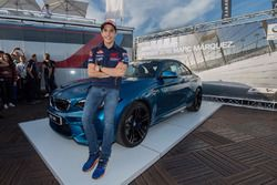Марк Маркес и BMW M2 Coupe