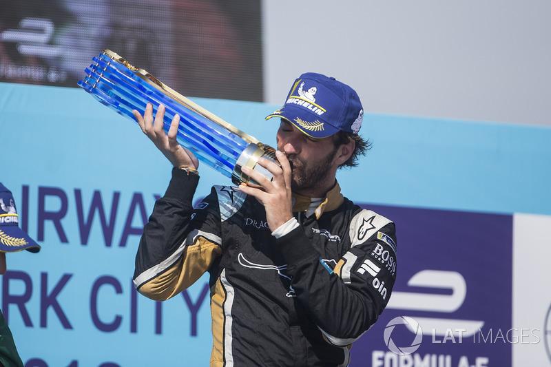 Kampiun Formula E musim keempat, Jean-Eric Vergne, Techeetah