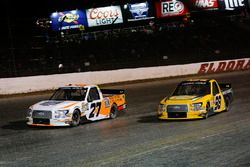Chase Briscoe, ThorSport Racing, Ford F-150 Ford and Grant Enfinger, ThorSport Racing, Ford F-150