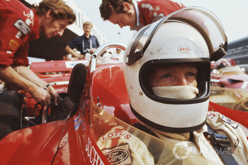 Jochen Rindt - 6 victorias