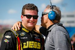 Cody Coughlin, GMS Racing, Chevrolet Silverado Jeg's.com and Kenny Wallace