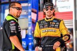 Ryan Blaney, Team Penske, Ford Fusion Menards/Sylvania