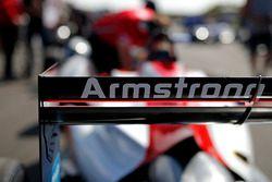 Marcus Armstrong'un araç detayı, PREMA Theodore Racing Dallara F317 - Mercedes-Benz