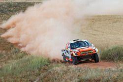 #202 MP-Sports Ford F150 Evo: Martin Prokop, Jan Tomanek