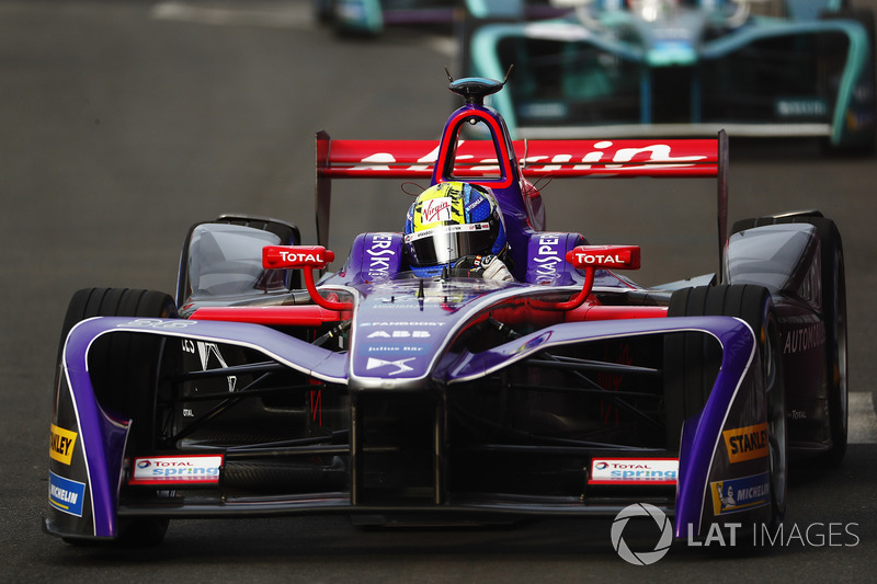 Alex Lynn, DS Virgin Racing