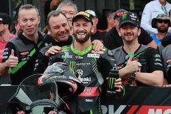 2. Tom Sykes, Kawasaki Racing