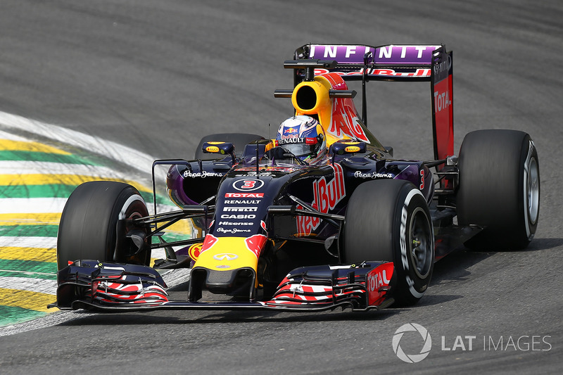 2015: Red Bull-Renault RB11