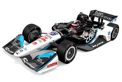 Graham Rahal, Rahal Letterman Lanigan Racing livery for Texas