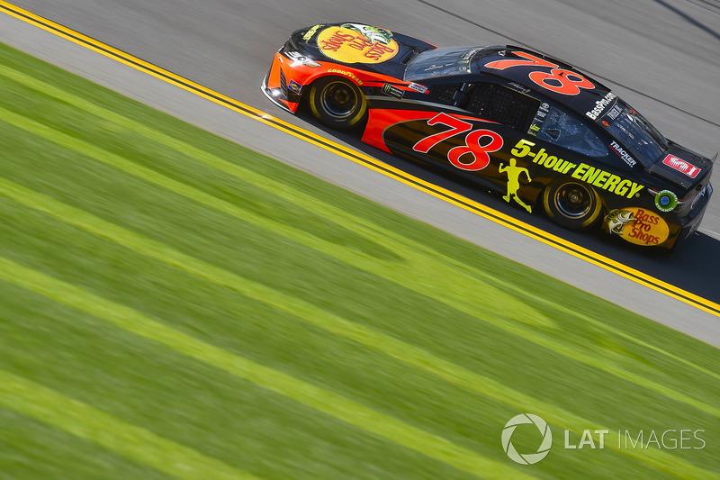 Мартин Труэкс-мл., Furniture Row Racing, Toyota