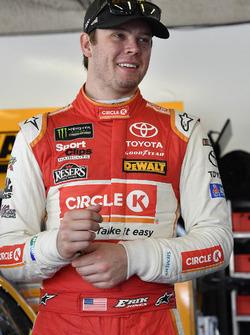 Erik Jones, Joe Gibbs Racing, DEWALT Toyota Camry