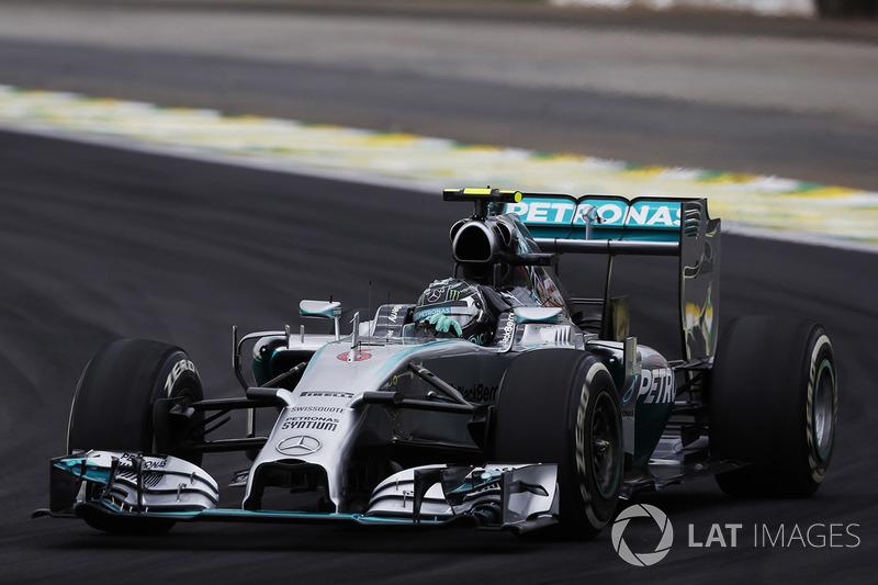 2014: Nico Rosberg, Mercedes
