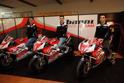 Michele Pirro, Barni Racing Team, Samuele Cavalieri, Barni Racing Team, Matteo Ferrari, Barni Racing Team