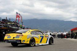 Justin Allgaier, JR Motorsports, Chevrolet Camaro Hellmann's