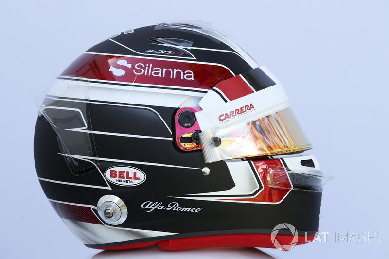 #16: Charles Leclerc, Sauber