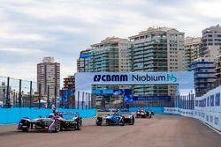 Сэм Бёрд, DS Virgin Racing, и Себастьен Буэми, Renault e.Dams
