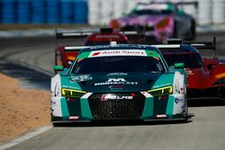 Кристофер Мис, Шелдон ван дер Линде, Алессио Пикарьелло, Montaplast by Land-Motorsport, Audi R8 LMS
