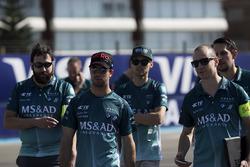 Antonio Felix da Costa, Andretti Formula E Team, Tom Blomqvist, Andretti Formula E Team