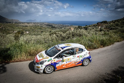 Davide Nicelli, Matteo Nobili, Peugeot 208 R2B