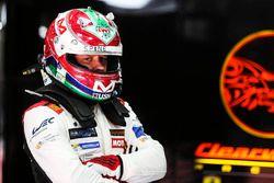 #61 Clearwater Racing Ferrari 488 GTE: Matthew Griffin