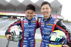 井口卓人と山内英輝 Takuto Iguchi & Hideki Yamauchi