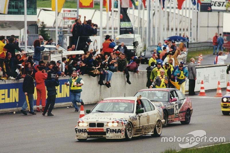 1995: Roberto Ravaglia, Marc Duez, Alexander Burgstaller (BMW 320i)