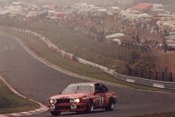 #5 Auto Budde Team BMW 635 CSi: Axel Felder, Franz-Josef Bröhling, Peter Oberndorfer