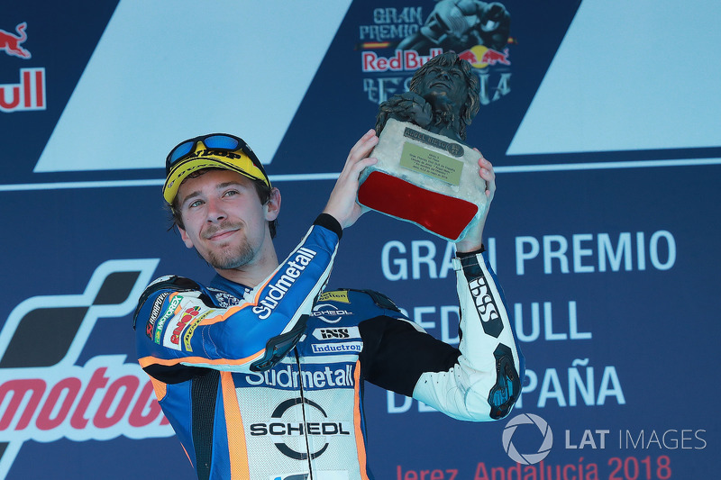 Philipp Ottl 1 victoria con KTM