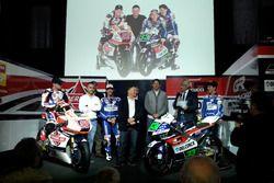 Gresini Racing Moto2 unveil