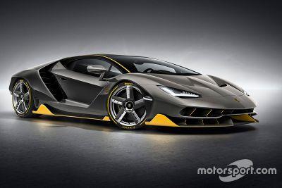 Lamborghini Centenario unveil