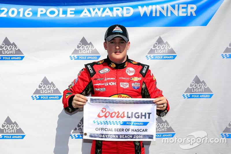 Poleposition für Ty Dillon, Richard Childress Racing Chevrolet