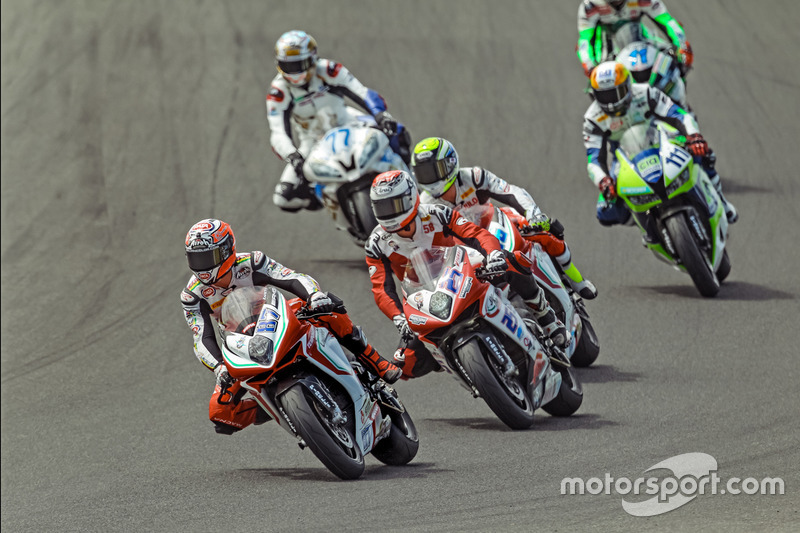 Lorenzo Zanetti, MV Agusta et Alex Baldolini, Race Department ATK#25