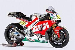 LCR Honda, la livrea