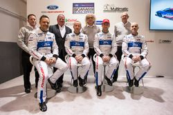 Marino Franchitti, Stefan Mücke, Andy Priaulx, Olivier Pla, Chip Ganassi Racing, George Howard-Chapp