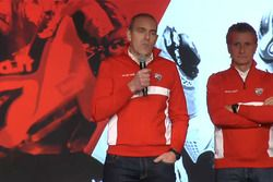 Ernesto Marinelli, Presentation Aruba.it - Ducati Superbike 2016