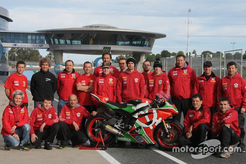 Yakhnich Motorsport, предсезонные тесты, 2013