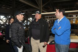 Jamie McMurray, Chip Ganassi Racing and A.J. Foyt
