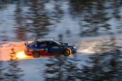 Александр Васильев и Михаил Гендельман, Subaru Impreza WRX STi